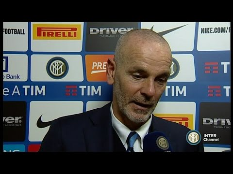 LE PAROLE DI PIOLI POST INTER-ROMA