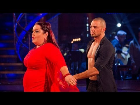 Lisa Riley & Robin Rumba to 'As If We Never Say Goodbye' - Strictly Come Dancing 2012 -  BBC One