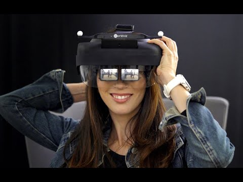 Avegant's new display makes virtual objects seem real