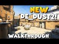 CS:GO - NEW DUST2 IS OUT - First Look & Impressions!