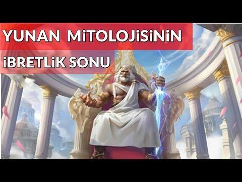 Yunan Tanrılarının Sonu (Sesli Anlatım)