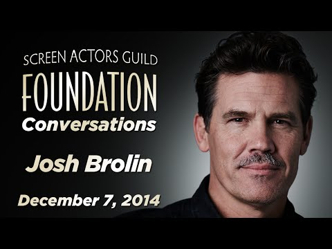 Conversations with Josh Brolin