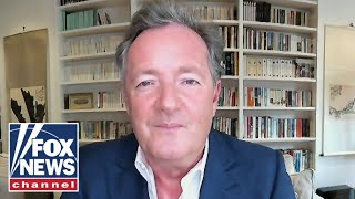 Piers Morgan rails against 'epidemic' of cancel culture on 'Hannity'