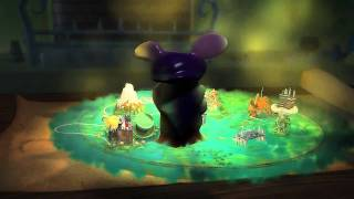 Disney Epic Mickey -- game intro complete