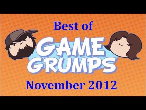 Best of Game Grumps - November 2012