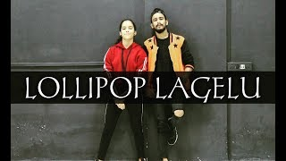 Lollipop Lagelu | Bhojpuri Dance Video | One Take | Pawam Singh | Sahil Sah Choreography