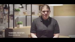 Meisterbäckerei Schneckenburger Ausbildung Bäckereifachverkäuferin Yasemin Heister