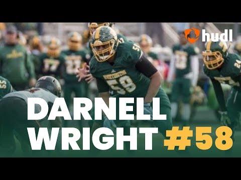 Darnell Wright | Huntington High School Football | Ultimate Highlights