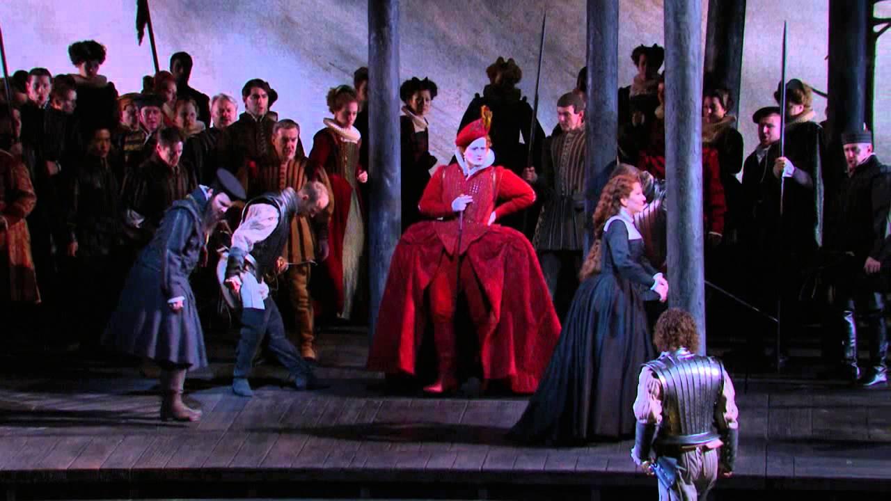 "Maria Stuarda: ""Figlia impura di Bolena"" -- Joyce DiDonato & Elza van den Heever (Met Opera)"