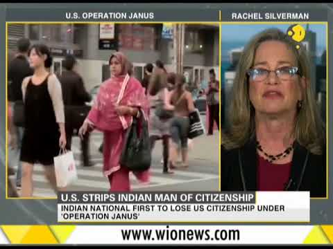 US Strips Indian Man Of Citizenship