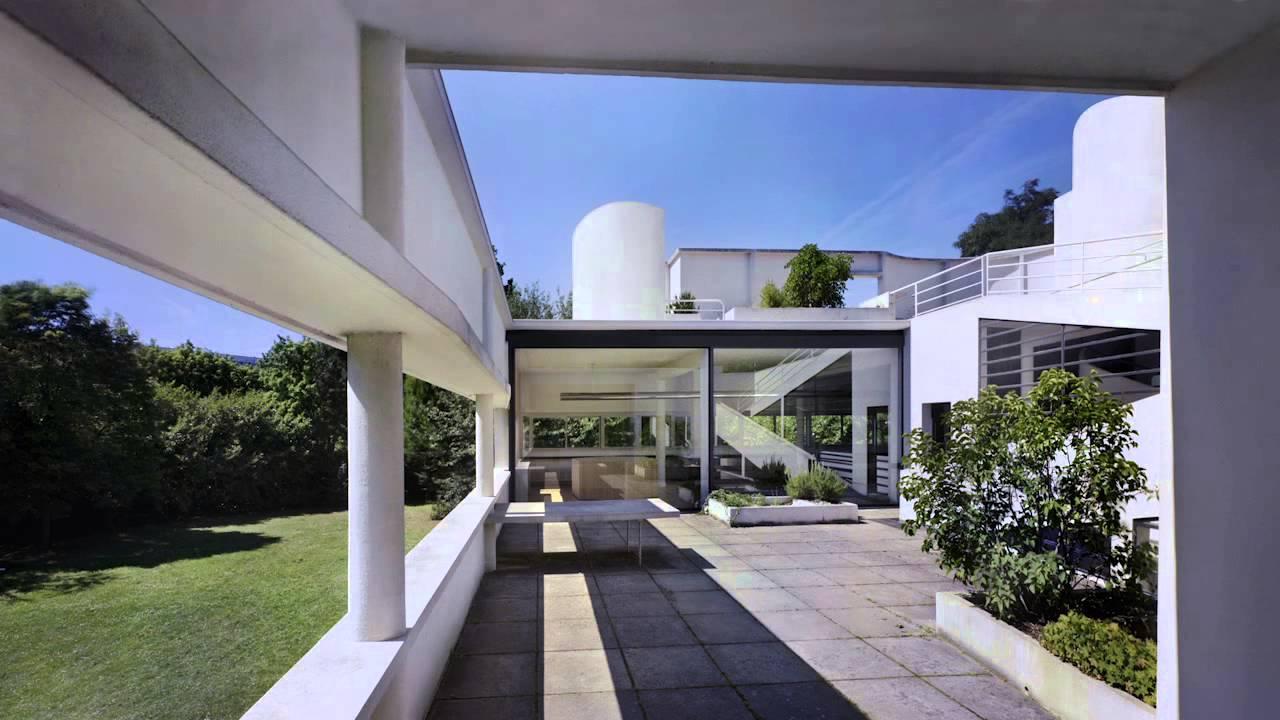 Le corbusier villa savoye interior - Le Corbusier Casa Del Giardiniere
