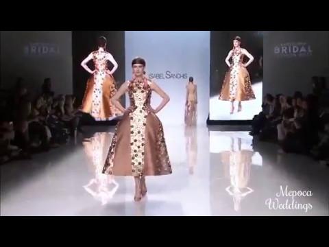 d065497d0 Isabel Sanchis coleccion 2018 Mepoca - YouTube