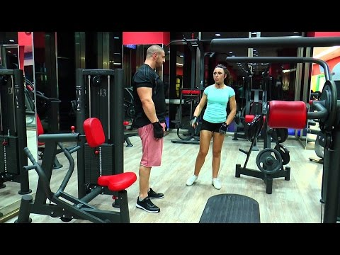 A1 Report - Goodmorning Fitness, dita 34 - Dorina Mema