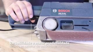 Bosch GBS 75 AE Professional Belt Sander