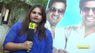 I am confident of my character in VSOP  - Vidyu Lekha