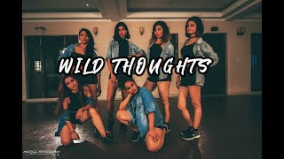 Wild Thoughts Dance | Wenom (Choreography) ft. Sejal | DJ Khaled ft. Rihanna & Bryson Tiller