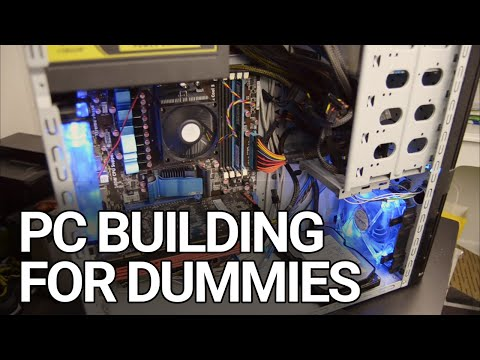 How To Build A PC! (2016)
