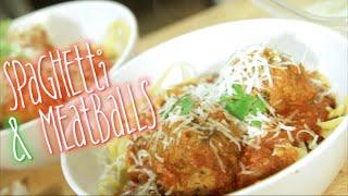 Spaghetti & Meatballs Ft. Ava Gordy   Rule Of Yum Recipe