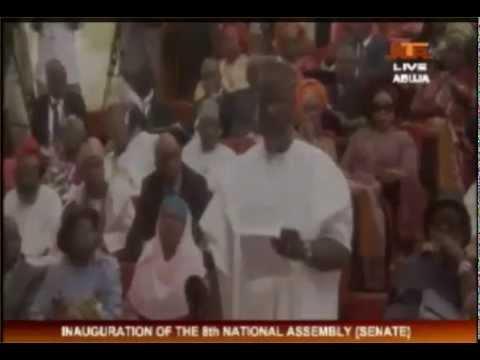 Bukola Saraki Emerges Nigeria