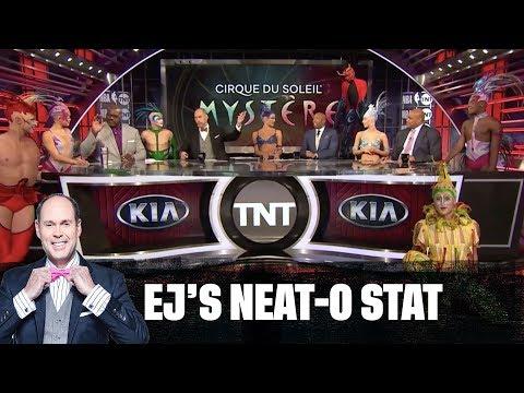 Cirque du Soleil Swings By Studio J | EJ's Neat-O Stat