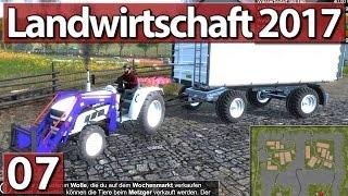 Landwirtschaft 2017 #7 NEUER alter TRECKER LW17 Die Simulation Professional Farmer