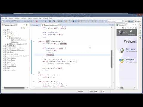 Data Structure : Doubly Linked List Part 2