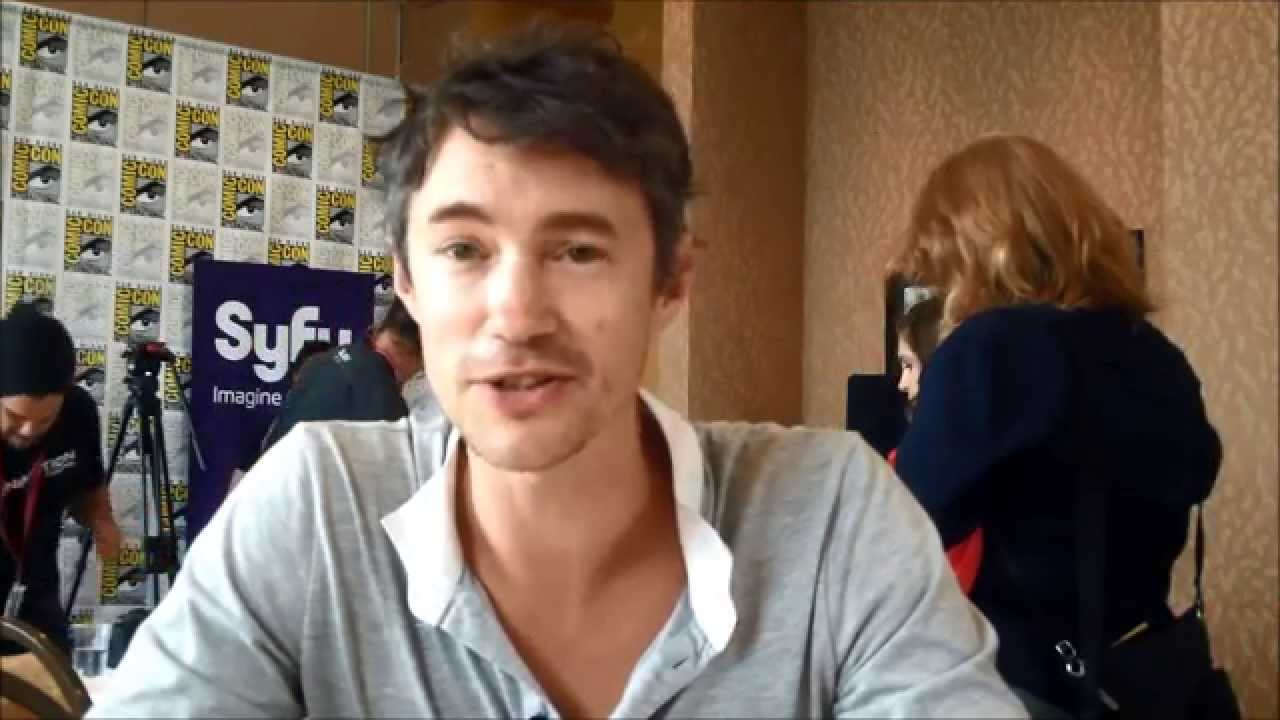 Download Dominion Q&A with star Tom Wisdom (SDCC 2014)