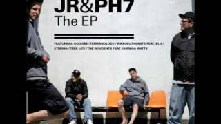 JR & PH7 - All In A Days Work (Feat. Oddisee)