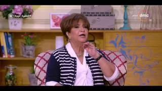 السفيرة عزيزة - أ. سناء منصور ... تعلق على مسلسل
