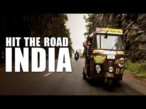 Hit The Road India  - Concept Promo