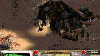 Fallout 2 - Rave party encounter