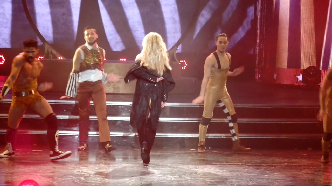 Britney Spears - Circus @ Planet Hollywood Las Vegas - 01 ...