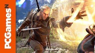 Soulcalibur 6 Geralt Campaign Gameplay