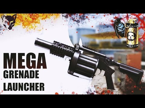 Warface MEGA Grenade Launcher