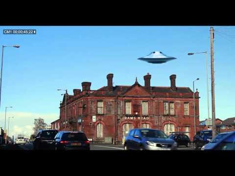 UFO seen over Haydock Rams Head Pub
