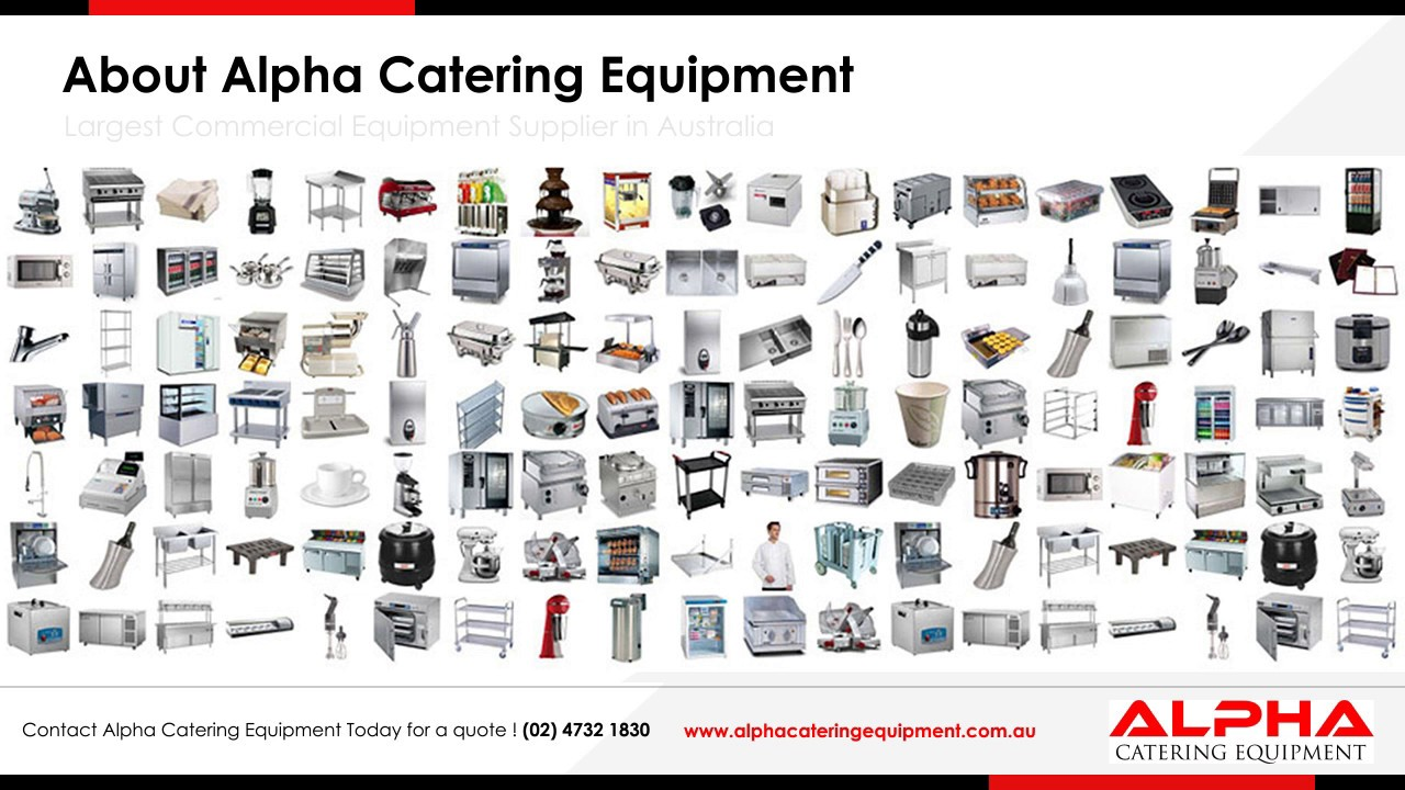 Commercial Kitchen Equipments - YouTube