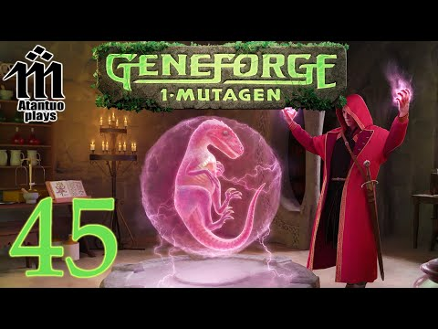 Let's Play Geneforge 1 - Mutagen - 45 - Waste Experience