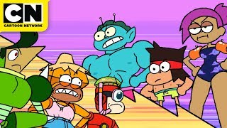 Trashmore, Coming Soon! | OK K.O.! Let's Be Heroes | Cartoon Network
