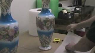 How to Pack an Antique Vase for Shipping