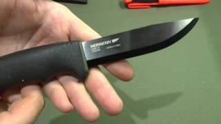 Мога - нові моделі ножів. Розпакування