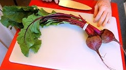 Beet Greens Recipe ...quick and easy