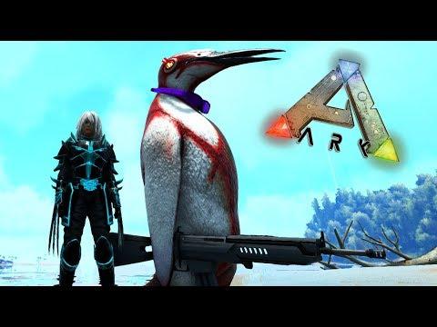 OMG! MEGA ARMADURA Y MAFIA DE PINGÜINOS! DESCONTROLARK #11 - ARK: Survival Evolved