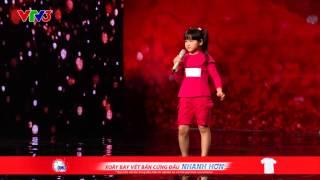 vietnams got talent 2014 - tap 05 - chu ech con cuc dang yeu - ngo phuong bich ngoc