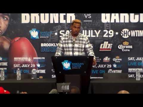 Jermall Charlo Post Fight Interview @ #BronerGarcia 7/29/17