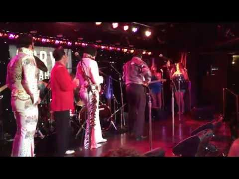 Promised Land performed  Mark Anthony on The Country Music Cruise 2015