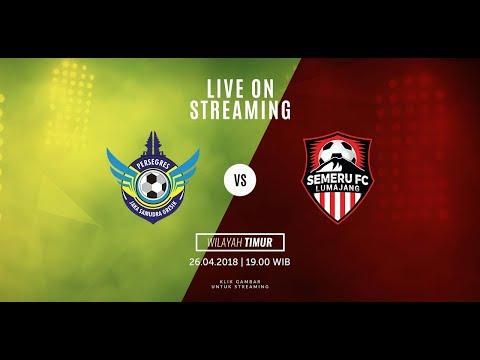 [LIVE STREAMING] PERSEGRES GRESIK UNITED VS PERSIGO SEMERU FC LUMAJANG