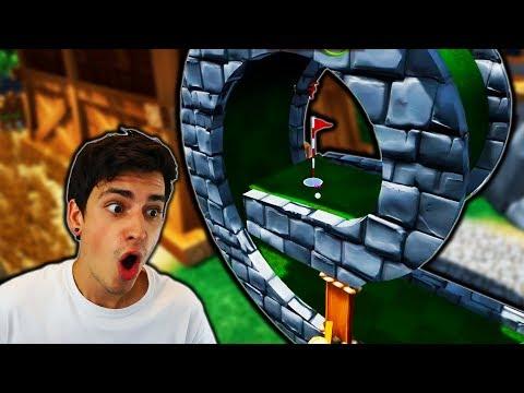 HARDEST GOLF GAME YET?! (Golf It) |