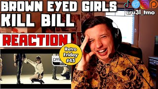 Retro Friday EP_45: [MV] Brown Eyed Girls(브라운아이드걸스) _ KILL B…
