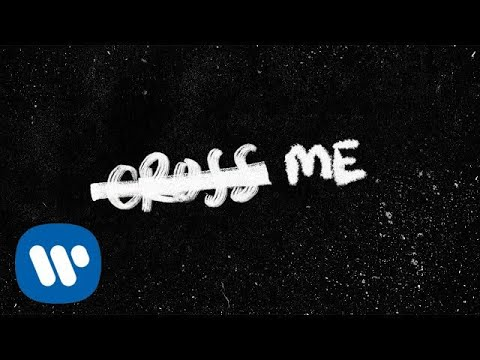 Ed Sheeran - Cross Me (feat. Chance The Rapper & PnB Rock) [Official Lyric Video]