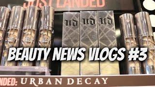 BEAUTY NEWS - Vlog #3 | Makeup Shopping!
